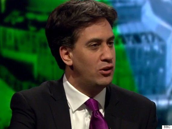 Ed Miliband Urges Labour To Focus On Fighting The Conservatives - Not Jeremy Corbyn's Political