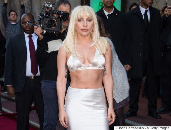 Lady Gaga Speaks Out About Teenage Rape Ordeal: 'Let's Get Rid Of The Pain