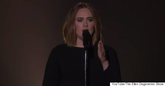 Adele Performs 'All I Ask' For The First Time Since Shaky Grammys Rendition (And Smashes