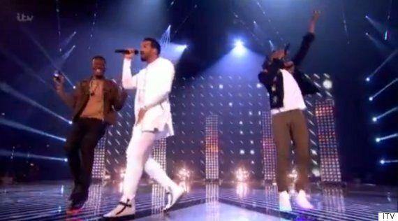 'X Factor' Final: Craig David Steals The Show With Reggie 'N' Bollie Performance
