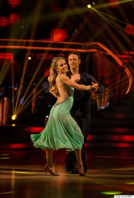 'Strictly Come Dancing': Kellie Bright Owns Live Semi-Finals, But Could This Be It For Katie Derham?