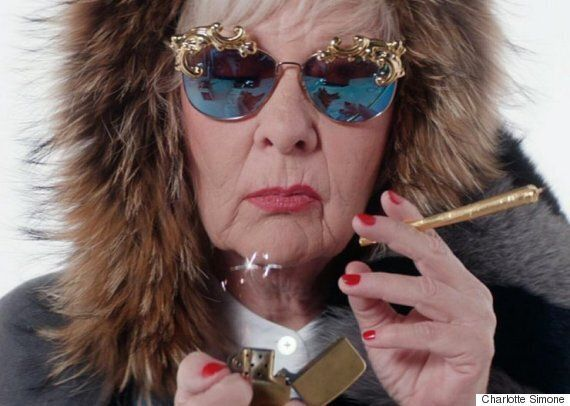 Grandmas Dressed Up As Gangsters In Charlotte Simone Campaign Video Signal New Fashion