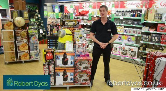 Robert Dyas Christmas Advert Depicts Store As Gay, Bi, Straight