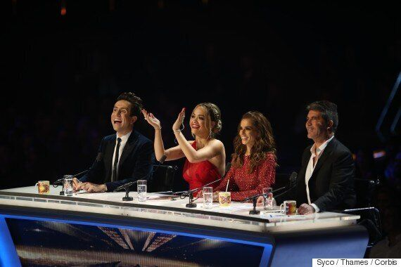 'X Factor' Draws In Lowest Ratings Ever For A Final... While 'Strictly Come Dancing' Continues To