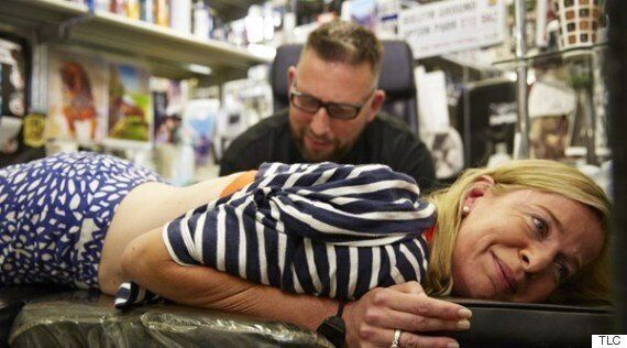 Katie Hopkins Reveals New Tattoo On TLC Series, 'If Katie Hopkins Ruled The World'