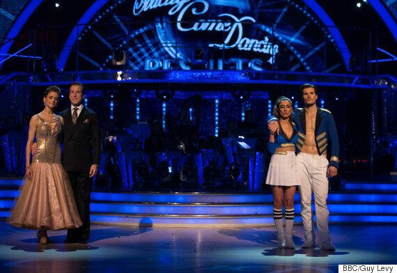 'Strictly Come Dancing' Final: Anita Rani Leaves The Series, Leaving Four Couples To Battle It Out Next