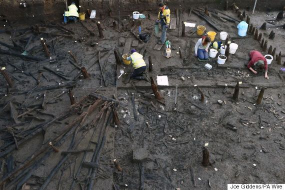 A Whole Bronze Age Wheel Has Been Unearthed At 'Britain's Pompeii' In Must