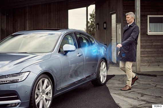 Volvo Car Keys Will Become History As Company Announces Keyless Cars In
