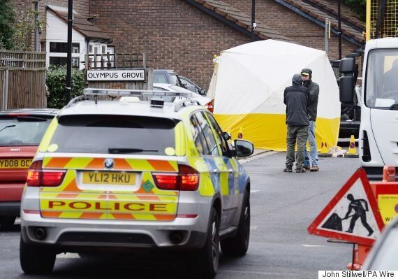 Wood Green Shooting: Four Charged With Trying To Spring Two Prisoners From Police