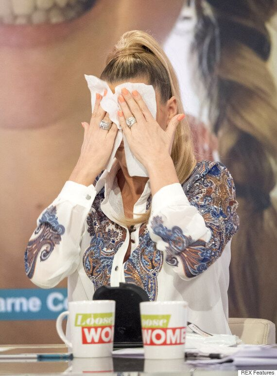 Katie Price Goes Makeup Free On 'Loose