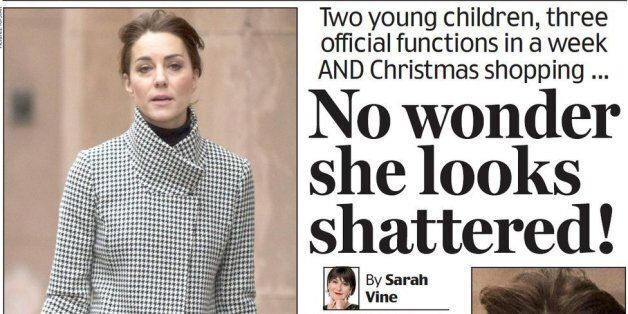 Duchess of Cambridge: Daily Mail Trolls Its Own Readers With 'Shattered' Kate Middleton Christmas Shopping