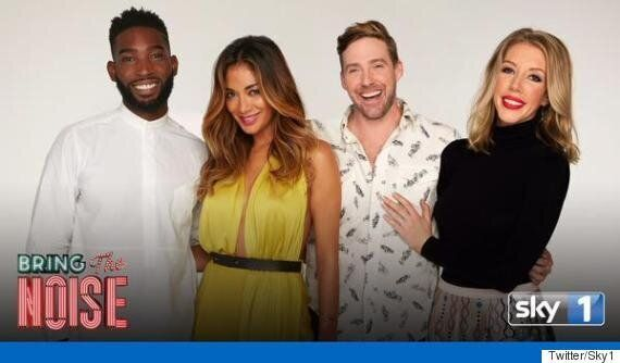 Ricky Wilson And Nicole Scherzinger To Lead New Panel Show 'Bring The Noise' - Will It Be The New 'Never...
