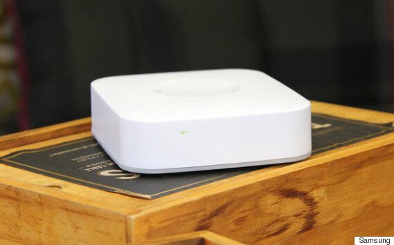 Samsung's Unveils SmartThings Hub To Control Internet Of Things In The