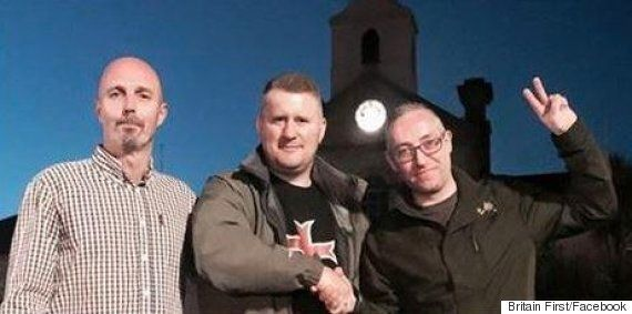 Britain First Mistake Town Hall For Mosque On Trip To Northern Ireland To Warn About