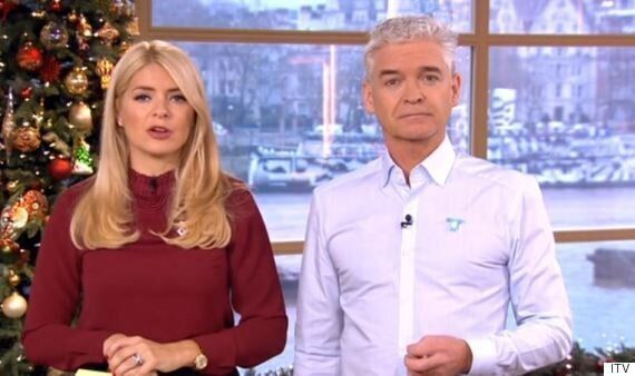 Phillip Schofield Returns To 'This Morning', Praises NHS And Expresses Gratitude To Hospital Staff Who...