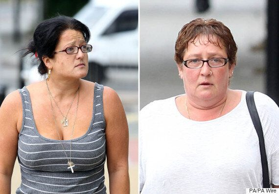 Tia Sharp's Mother And Grandmother On Trial Over Alleged Race
