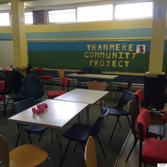 This Birkenhead Community Project Offers Free Food And A Future To A 'Forgotten
