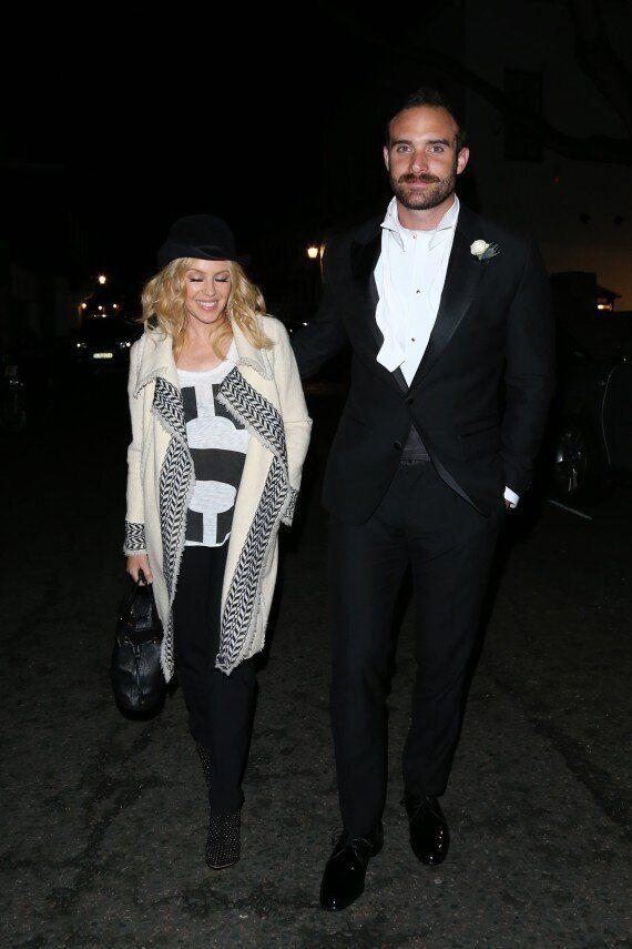 Kylie Minogue Engaged To 'Galavant' Actor Boyfriend, Joshua
