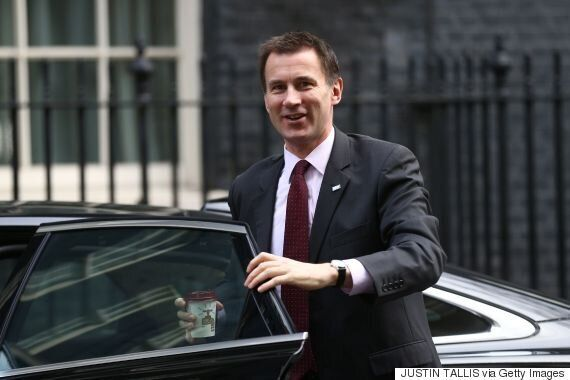 EU Referendum Cabinet Meeting Prompts Comparison With Jeremy Hunt's Weekend