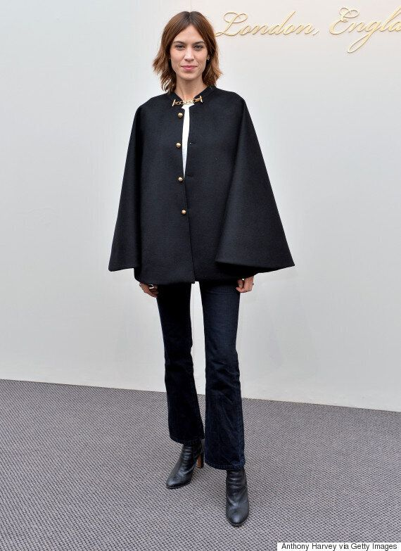 London Fashion Week 2016: Alexa Chung's Outfits, A Definitive