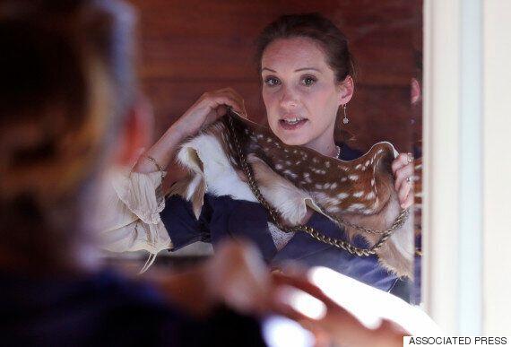 'Accidental Fur': Fashion Designer Turns Roadkill Into