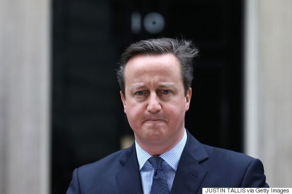 David Cameron's Historic Announcement On EU Referendum In