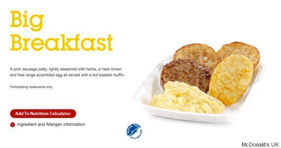 McDonald's Big Breakfast 'Removed' From UK Menus, Prompting Hangover-Fuelled