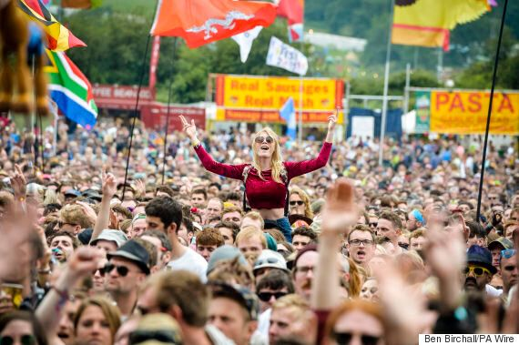 Glastonbury EU Referendum Clash Means 135,000 People Could Miss Out On