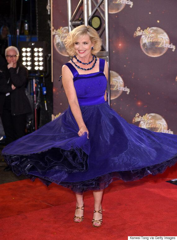 'Strictly Come Dancing': Carol Kirkwood Admits She's 'Resigned Herself' To Being The First Celebrity