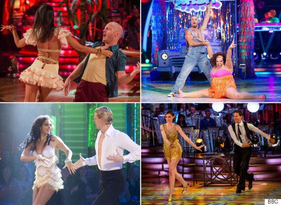 'Strictly Come Dancing' 2015: The Show's Best Ever Routines, From Caroline Flack's Charleston To Alesha...