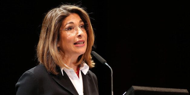 Naomi Klein, Canadian author, journalist and social