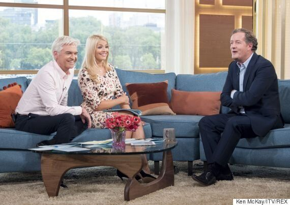 'Good Morning Britain': Piers Morgan Reveals Permanent Presenting Role