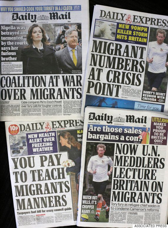 Refugee Crisis Media Coverage Highlights Importance Of Words And How They Are