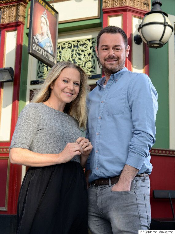 'Strictly Come Dancing': Kellie Bright Talks Danny Dyer Support And Addresses Soap Rivalry With Georgia...