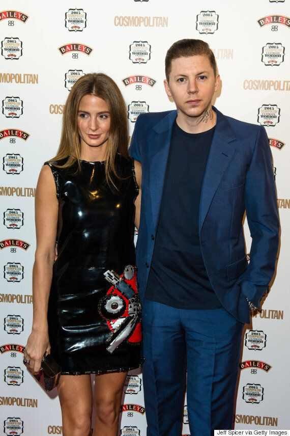 Millie Mackintosh And Professor Green Split: Former 'Made In Chelsea' Star Confirms She's Separated From...
