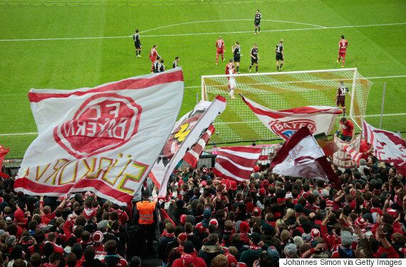 Bayern Munich To Set Up 'Training Camp' For Refugees While Pledging To Donate 1 Million Euros For