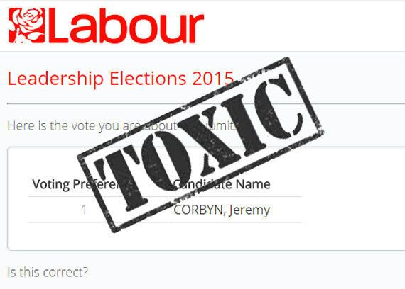 I Tried Not to Vote for Corbyn, But I JUST COULDN'T STOP