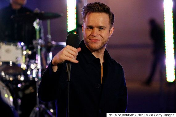 Olly Murs For The 'X Factor' Axe, Following Caroline Flack Departure