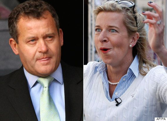 Katie Hopkins Lashes Out At Paul Burrell After Former Royal Butler Reveals Queen's Secrets In 'Celebrity...