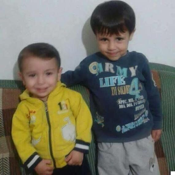 Aylan Kurdi's Father, Abdullah, Says: 'I Want To Lie In A Grave Next To