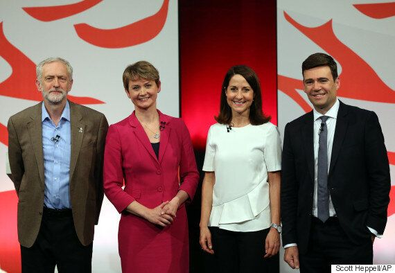 Jeremy Corbyn Leads In 'Unscientific Sticker Poll' After Sky Labour Leadership