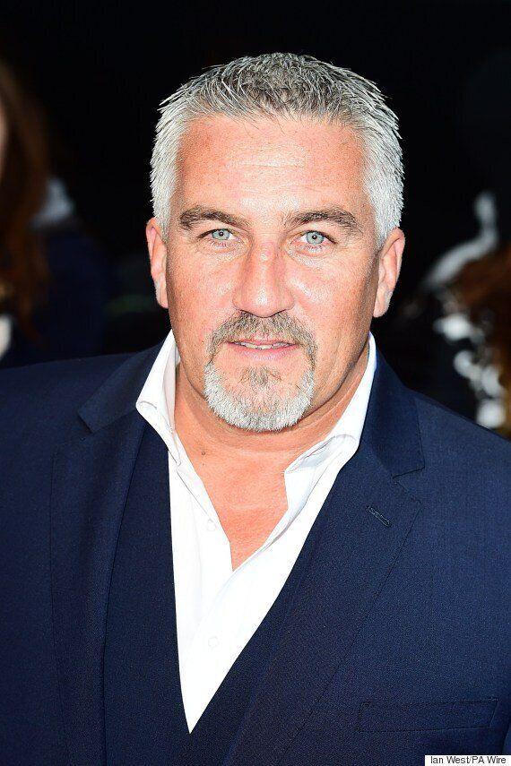 'Great British Bake Off' Judge Paul Hollywood Rejects 'Sex Symbol'