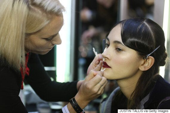 London Fashion Week Beauty Trend: The New Statement