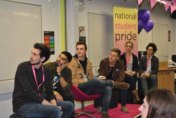 18 Things You Missed at National Student Pride