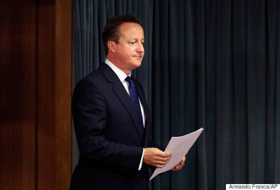 Refugee Crisis: David Cameron Promises Britain 'Will Do More' By Accepting Thousands Of Syrians From...