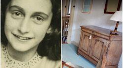 Agora é possível fazer uma visita virtual à casa onde Anne Frank viveu com a