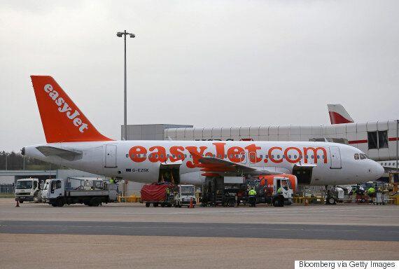 'Intruder' Found On Easyjet Flight At Gatwick