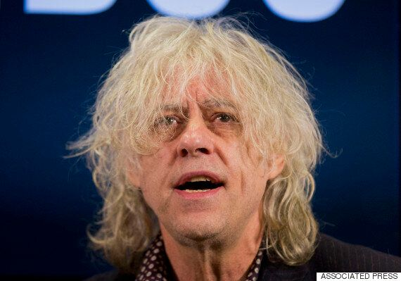 Bob Geldof Offers To 'Immediately' Open His Homes To Four Refugee
