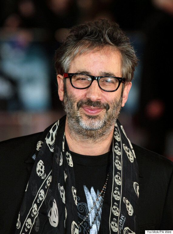 David Baddiel Reveals Difficulties In Talking About His Father's