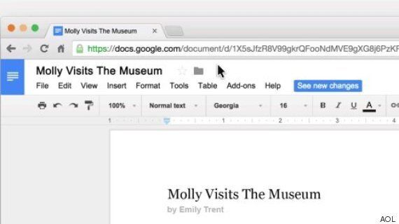 Google Adds Voice Recognition To Docs But Blocks